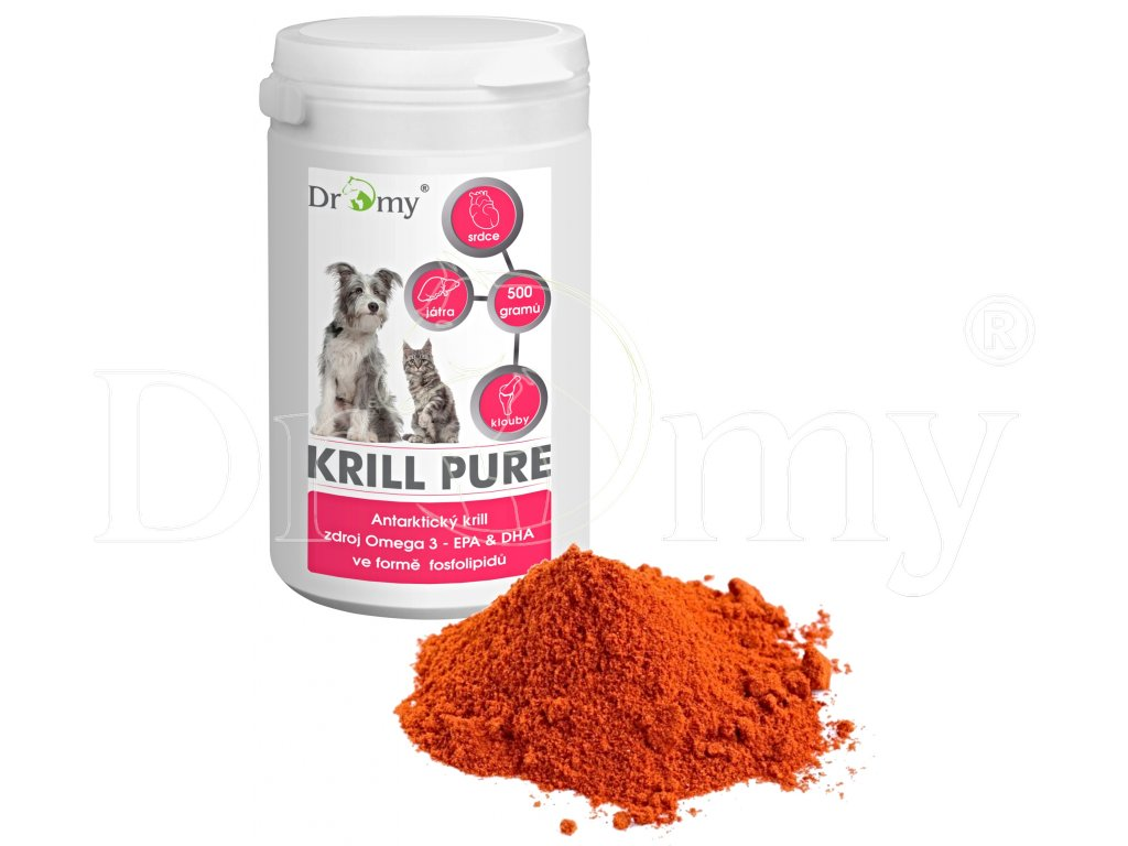Dromy Krill pure mini 130g