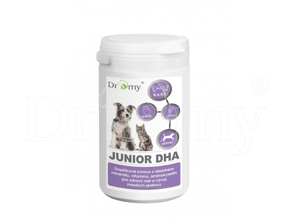 Dromy Junior DHA 700 g + 10% zdarma