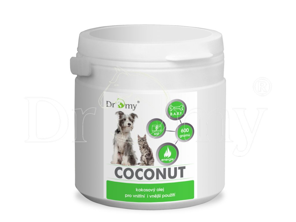 Dromy Coconut oil 600 g