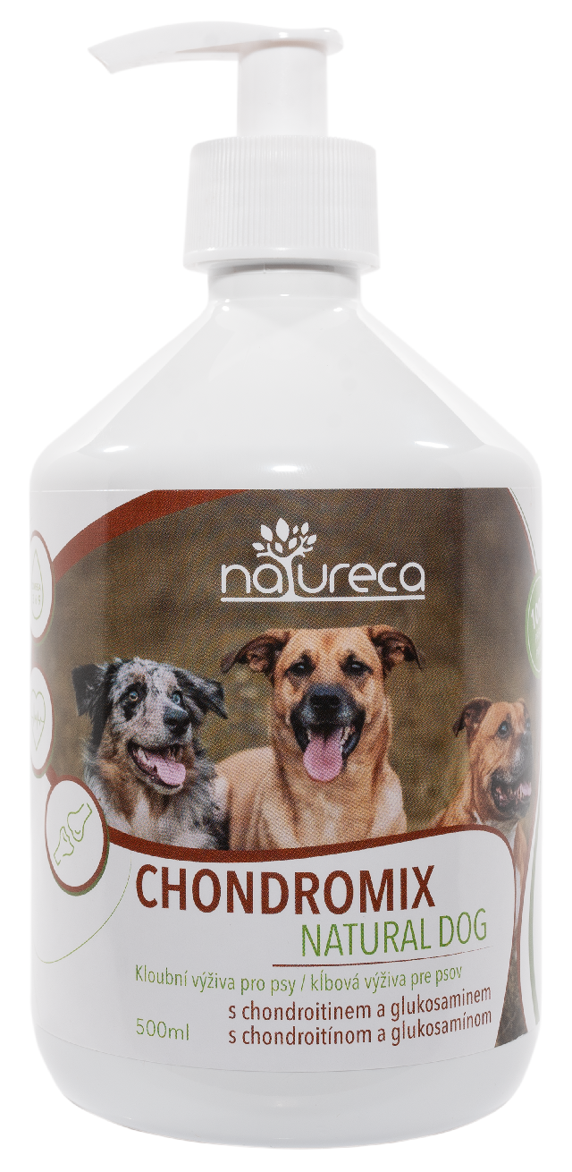 Chondromix Natural Dog 500ml NATURECA