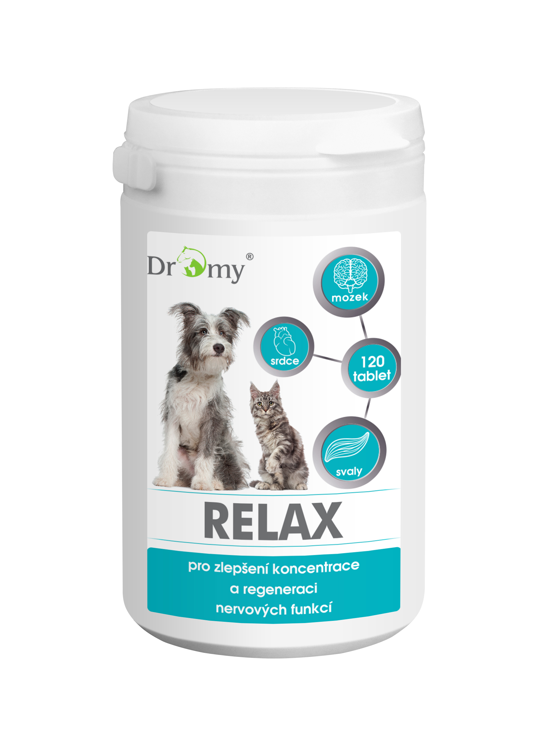 Dromy Relax 120 tablet