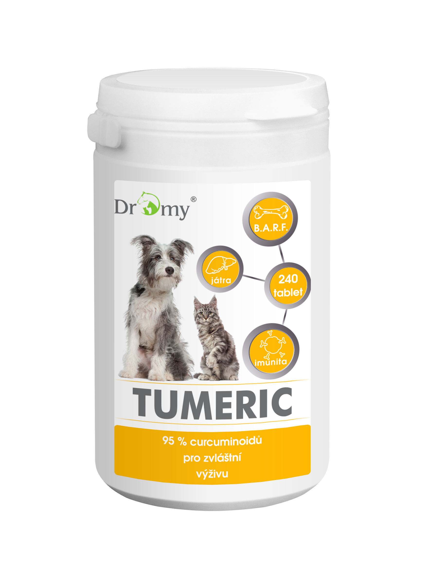 Dromy TUMERIC 240 tablet