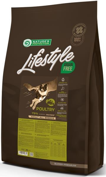 Nature's Protection Dog Dry LifeStyle GF 10 kg