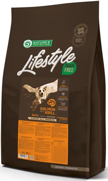 Nature's Protection Dog Dry LifeStyle GF Junior 10 kg