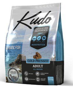 KUDO Adriatic Fish Adult 7,5 kg