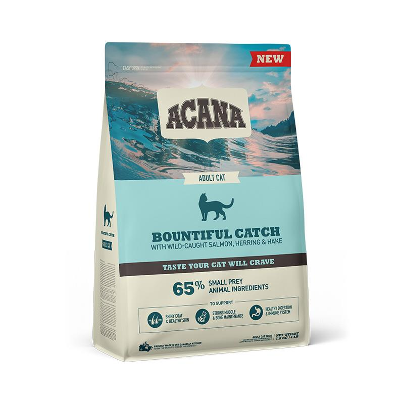 ACANA BOUNTIFUL CATCH CAT 1,8kg