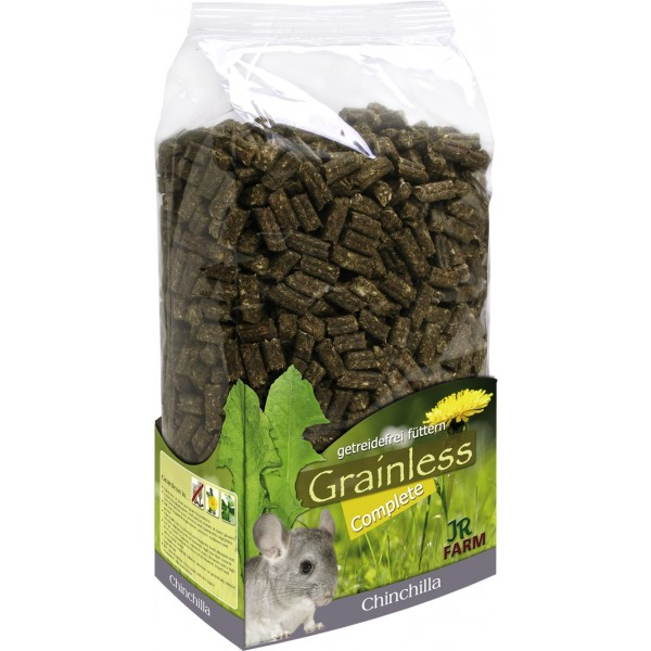 JR Farm Činčila Grainless Complete 1350 g