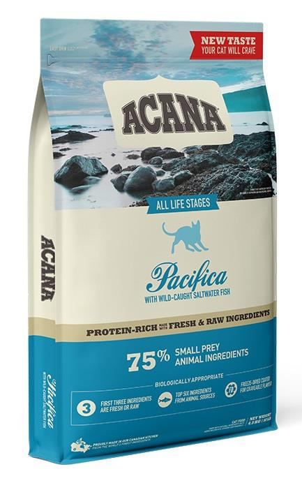 ACANA PACIFICA CAT 4,5kg