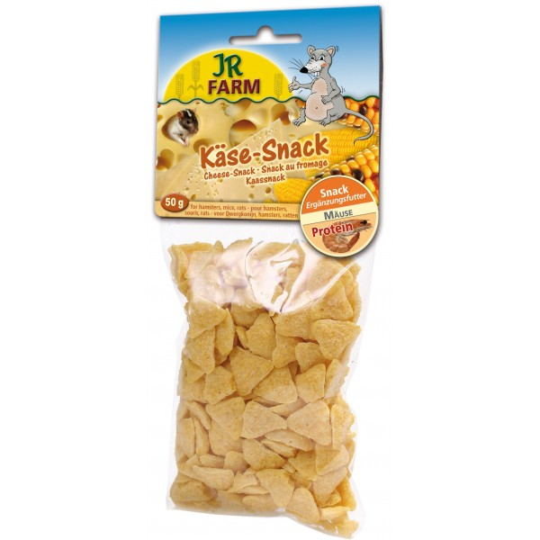 JR Farm Sýrový snack 50 g